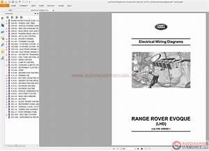 Land Rover Ranger Rover Evoque 2014 L538 Jlr 19 30 21 1e Electrical Wiring Diagram