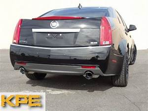 Cadillac Cts Coupe 3 6 Exhaust Pipe