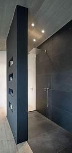 Badezimmergestaltung Ohne Fliesen : ber ideen zu moderne badezimmer auf pinterest doppelwaschbecken badezimmer und ~ Sanjose-hotels-ca.com Haus und Dekorationen