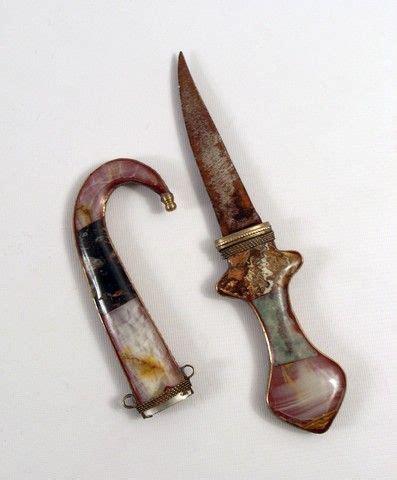 raiders of the lost ark dagger prop