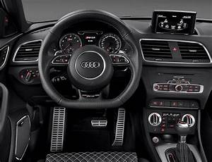 Audi Q3 Versions : l audi q3 disponible en version sport rs blog ~ Gottalentnigeria.com Avis de Voitures