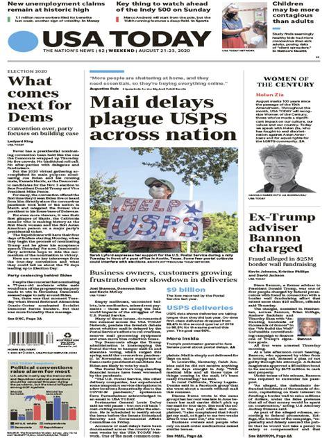 USA TODAY - 08.21.2020 » Download PDF magazines ...