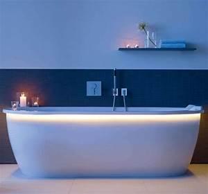 Freistehende Badewanne An Der Wand : design badewannen my lovely bath magazin f r bad spa ~ Bigdaddyawards.com Haus und Dekorationen