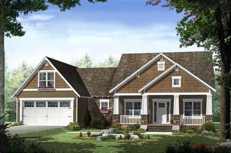 craftsman houseplans home design