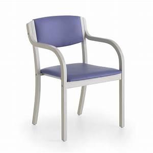 Bequeme Stühle Mit Armlehnen : stuhl mit gepolsterten armlehnen mit lebendigen farben f r k chen idfdesign ~ Markanthonyermac.com Haus und Dekorationen