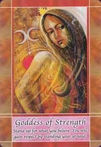 Booklet Sample Design Angels Gods And Goddesses Oracle Cards