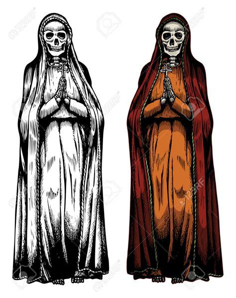 Santa Muerte Images Santa Muerte Clipart Clipground