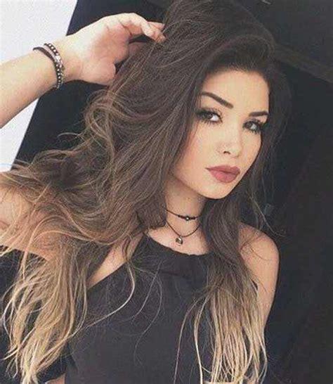 Skinny Girl Hair Looks 25 Best Hairstyles For Skinny Girls