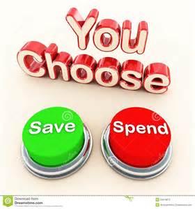 Save Spend Money Clip Art