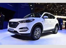Hyundai Tucson Diesel–Electric Plugin Hybrid Concept