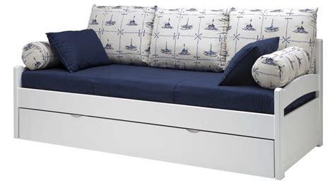 clic clac canape banquette lit gigogne aravis meubles