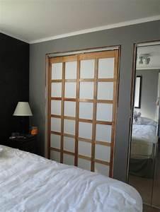 Japanisches Schlafzimmer Selber Machen : japanische schiebet ren selber bauen ~ Markanthonyermac.com Haus und Dekorationen
