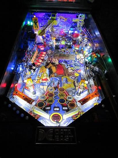Action Hero Pinball Last Led Ultimate Lighting
