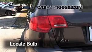 Audi A3 Break : brake light change 2006 2013 audi a3 2008 audi a3 quattro 3 2l v6 ~ Medecine-chirurgie-esthetiques.com Avis de Voitures