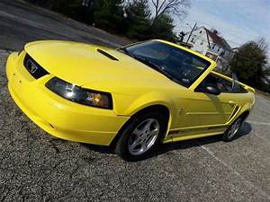 2002 Used Ford Mustang CONVERTIBLE at Contact Us Serving Cherry Hill, NJ, IID 15797226