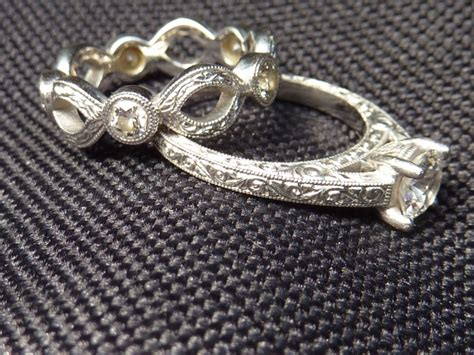 white gold platinum for wedding rings what s the difference
