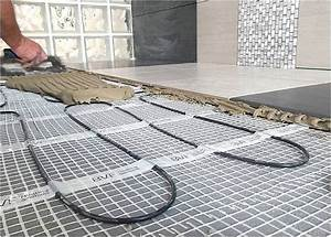 Kosten Estrich Fußbodenheizung : elektrische fu bodenheizung technik kosten verlegung und ausf hrungen ~ Markanthonyermac.com Haus und Dekorationen
