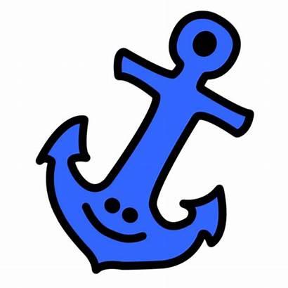 Anchor Clipart Sea Ocean Clip Fisherman Nordsee