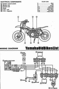 Yamaha Pw50 Electrical Wiring Diagram