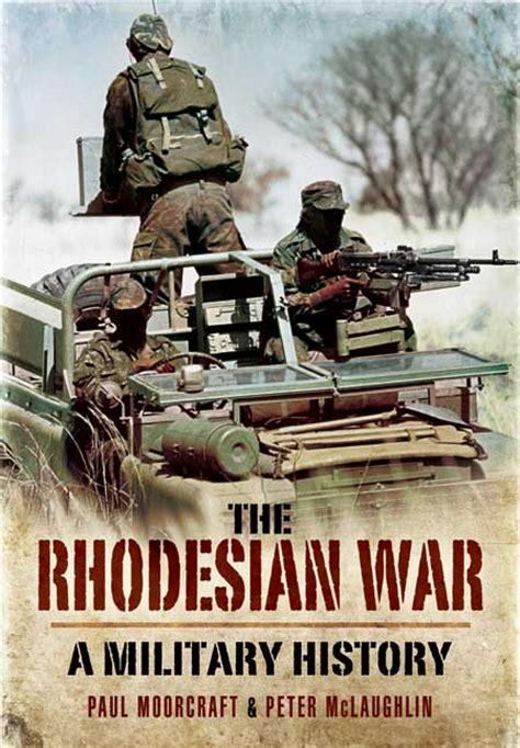 Pen and Sword Books: The Rhodesian War - ePub