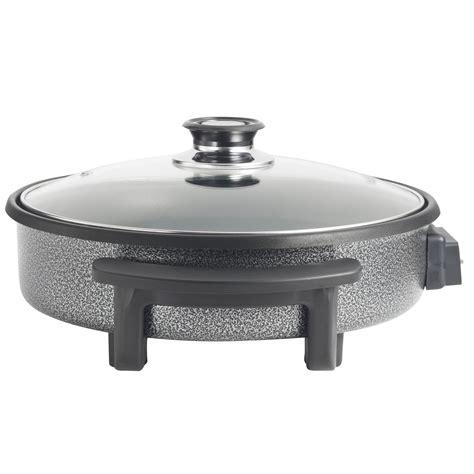 pan electric frying cooker multi medium vonshef 30cm watt diameter 1500 quality quick