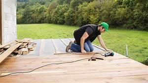 faire une terrasse en bois soi meme nos conseils pour la With faire sa terrasse en bois soi meme