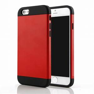 Case Cover For Apple iPhone 5S 6 6Plus Rugged TPU Rubber ...