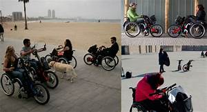Models in wheelchairs break traditional stereotypes of ...