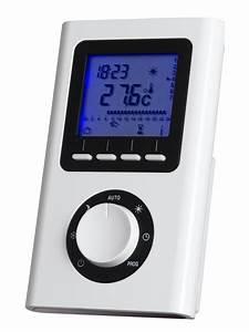 Carte Electronique Thermostat Radiateur : boitier de commande ir prog thermostat acova cadir irprog ~ Edinachiropracticcenter.com Idées de Décoration