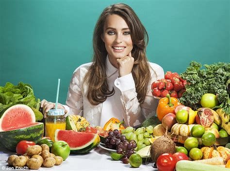 How Ella Woodward Took Healthy Eating To A New Level  Daily Mail Online