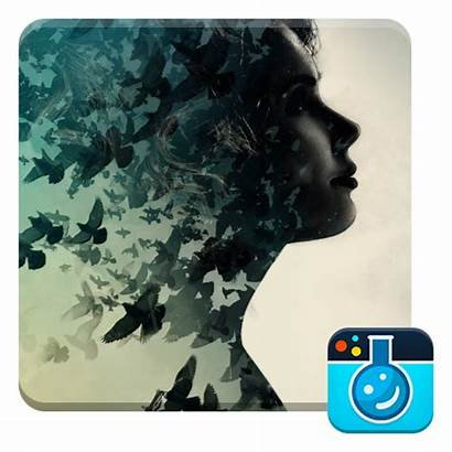 Lab Editor Photoshop Effects Funny App Collage