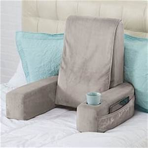 top 6 sit up pillows of 2017 video review With bed wedge with armrests