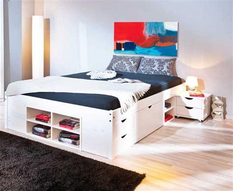 Jugendzimmer Bett 140×200