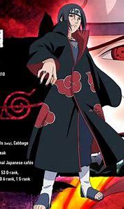 Naruto Anime Wallpapers: Uchiha Itachi