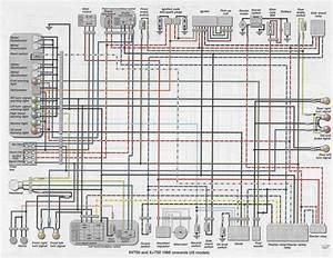86 Xj700 Wiring Diagram