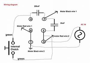 Speedaire Compressor Start Capacitor Wiring Diagram For