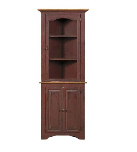 corner cabinet with glass doors corner cabinet with glass door carriage house furnishings