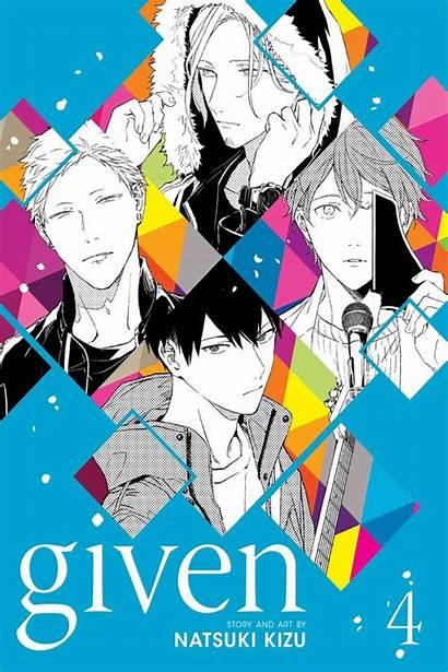 Given Manga Vol Volume Natsuki Kizu Yaoi