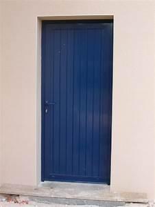Porte De Service Aluminium : la porte de service aluminium bien comprendre et choisir ~ Dailycaller-alerts.com Idées de Décoration