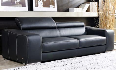 comment entretenir un canap en cuir noir comment acheter un canapé cuir noir pas cher canapé