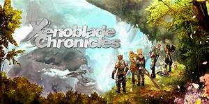Xenoblade Chronicles Wii Games Nintendo