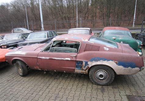 Old Mustangs Project Cars For Sale