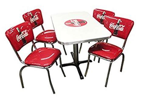 vitro ccrtc coca cola dinette furniture set