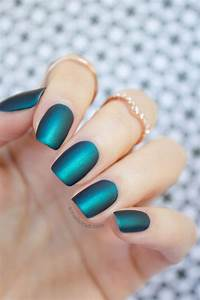 Mint Polish Czarina: The Perfect Emerald, 3 Ways | Matte ...