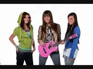 Demi Lovato, Alyson Stoner and Anna Maria photoshoot pics ...