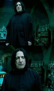 Pin by Lala Depp on Severus Snape | Snape harry potter ...