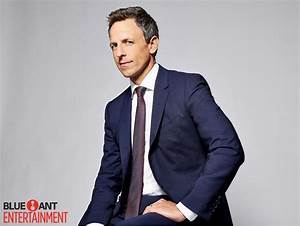 Seth Meyers to host the 75th Annual Golden Globe Awards ...