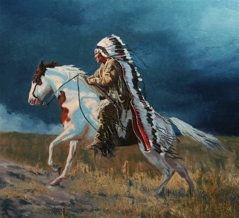 native american horses indian chief quotes warrior americans horse indians wallpapers hd paintings indigenous india bing visit drawings