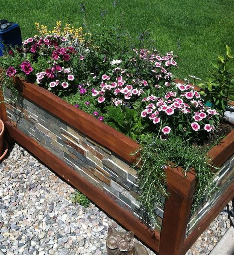 diy planter box tree planter box plans woodworking projects plans