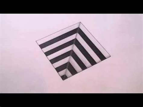 Dessin Trompe L Oeil Facile A Faire Illusions D Optique Facile 224 R 233 Aliser